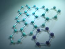 Molecule 7 Stock Photos