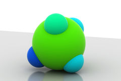 Molecules Stock Images