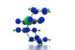 Molecules Royalty Free Stock Image