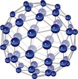 Molekül-Struktur Stockbilder