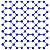 Moleküle Lizenzfreie Stockbilder