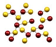 molekuła ilustracji