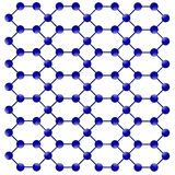 Molekuły obrazy royalty free