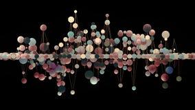 Molekylär nätverksögla lager videofilmer