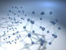 molekyl 11 Royaltyfri Foto