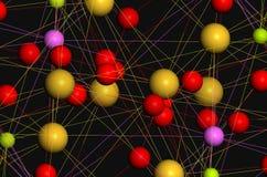 Molekyl Arkivbilder