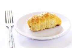 pastry - banana cake (molen) Royalty Free Stock Photo
