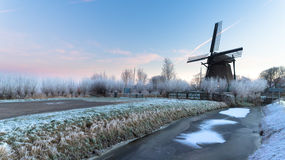 Molen de Veer Royalty Free Stock Photography