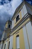 Moletu St Peter und Paul Church Stockfotografie