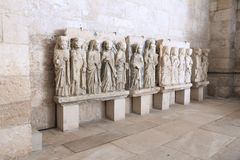 Памятник собора Molfetta стоковая фотография rf