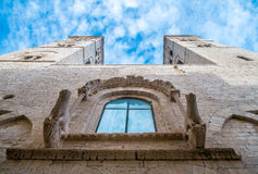 Molfetta Cathedral Stock Image