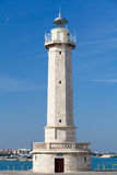 Molfetta Lighthouse Stock Photo