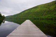 Molhe em scotland Fotografia de Stock Royalty Free