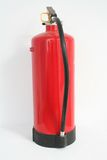 Molhe o extintor de incêndio Imagem de Stock Royalty Free