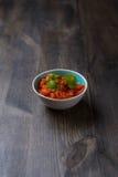 Molho da salsa Imagem de Stock