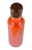 Molho de pimenta do pimentão Imagens de Stock Royalty Free