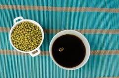 Molho de soja Foto de Stock Royalty Free