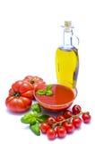 Molho de tomate imagens de stock royalty free
