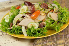 Molho picante da salsicha vietnamiana fotografia de stock