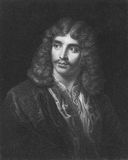 Moliere Royalty Free Stock Photos