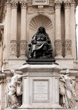 Moliere statue, Paris France Stock Photography