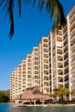 Molina De Agua beach condos Stock Images
