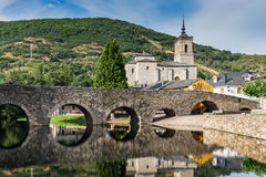 MOLINASECA SPANIEN Royaltyfria Bilder