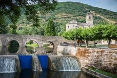 MOLINASECA, SPANJE Royalty-vrije Stock Afbeelding