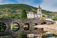 MOLINASECA, SPANJE Royalty-vrije Stock Afbeeldingen
