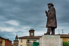 Molinella, emilia, Włochy Zdjęcie Royalty Free