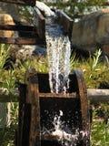 Molino de agua Imágenes de archivo libres de regalías