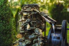 Molino de agua Fotografía de archivo libre de regalías