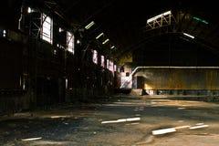 Molino de azúcar abandonado Fotos de archivo