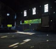 Molino de azúcar abandonado Imágenes de archivo libres de regalías