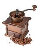 Molino de café del vintage foto de archivo libre de regalías