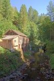 Molino de la cala del cedro, Washington Imagen de archivo