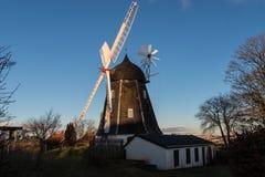Molino de Mariendals, Aalborg Dinamarca imagenes de archivo