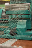 Molino de materia textil Fotos de archivo