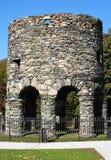 Molino de piedra viejo Imagen de archivo libre de regalías
