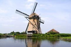 Molino de Rietveldse. Fotografía de archivo libre de regalías