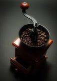 Molino de Rinding para el café Foto de archivo