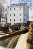 Molino de rodillo de Mansfield Foto de archivo