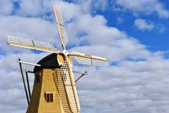 Molino de viento fotografía de archivo