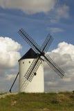 Molino de viento 17 del Alcazar imagen de archivo