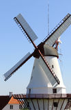 molino de viento Fotografía de archivo libre de regalías