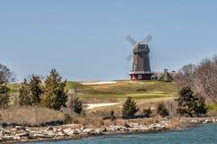 Molino de viento 0003 Fotografía de archivo libre de regalías