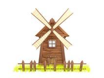 Molino de viento libre illustration