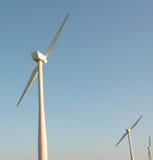Molino de viento imagen de archivo libre de regalías