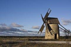 Molino de viento Imagenes de archivo