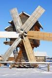 Molino de viento antiguo Foto de archivo libre de regalías